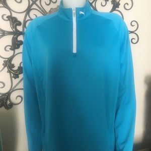 Beautiful Blue Puma Long Sleeve
